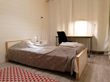 Annetaan vuokralle: room in a shared apartment near Aalto in Tapiola