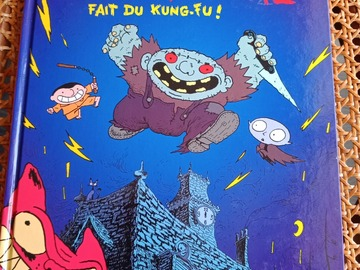 Vente: BD - Petit vampire fait du Kung-Fu ! - Delcourt