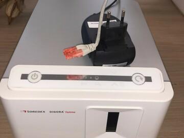 Gebruikte apparatuur: Soredex DIGORA optime