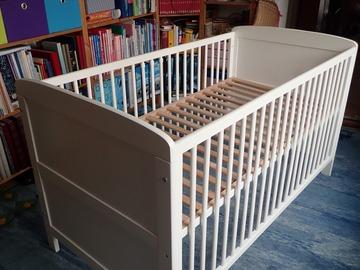 Biete Hilfe: Baby- und Kinderbett