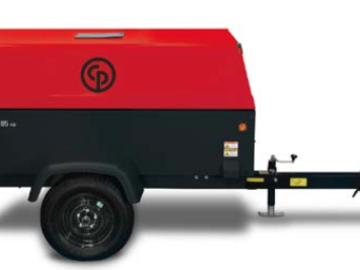 En alquiler: Nuevos motocompresores Chicago Pneumatic origen USA