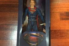 Vente: Figurine articulée de 46 cm Superman