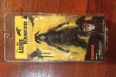 Troc: Figurine Lone ranger articulée de 18 cm