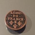 Vente: Liard de France - monnaie ancienne