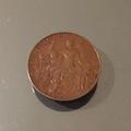 Troc: Pièce de 10 cent ancienne collection 1912