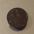 Troc: Pièce de 5 centimes ancienne - année 1912