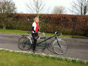Free bike sharing: Tandems: Lancs
