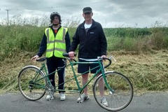 Free bike sharing: Tandem: Suffolk