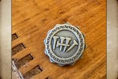Selling: Mystic Symbol Lapel Pin