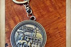 Selling: Nauvoo Temple  collectors Keychain