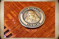 Selling: Porter Rockwell Collectors Coin