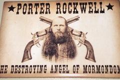 Selling: Porter Rockwell Magnet