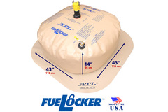 Selling: 100 Gallon ATL FueLocker® Range Extension Fuel Bladder