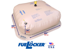 Selling: 300 Gallon ATL FueLocker® Range Extension Fuel Bladder