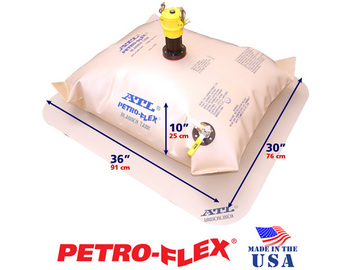 Selling: 25 Gallon ATL Petro-Flex® Range Extension Fuel Bladder