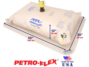 Selling: 50 Gallon ATL Petro-Flex® Range Extension Fuel Bladder
