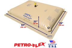 Selling: 300 Gallon ATL Petro-Flex® Range Extension Fuel Bladder