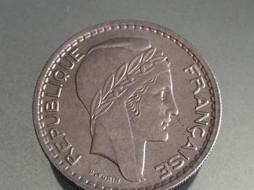 Troc: Monnaie ancienne - pièce de 10 francs de 1948