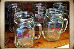 Selling: Palmyra Mason Jar Mugs