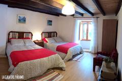 Accommodation: La Casa del Páramo