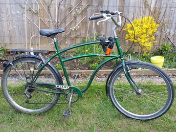 Renting out: Cruiser to peruse-a Oxford