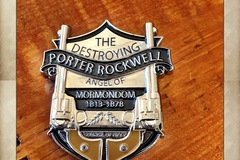 Selling: Porter Rockwell collectors Pin