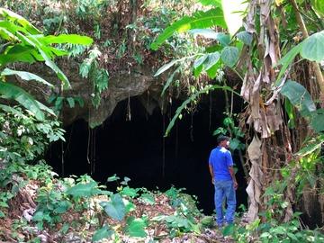Excursion or Lesson: El Jamito Cave Adventure