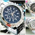 Buy Now: (25) Men's Luxury Stainless Steel Sport Watches