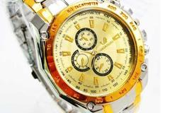 Sell: (25) Men's Luxury Stainless Steel Sport Watches