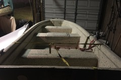 Selling: 1976 Johnsen Skiff