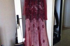 Vente: robe de mariée et robe soirée neuve