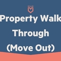 Service: Property Walk Through -Move Out