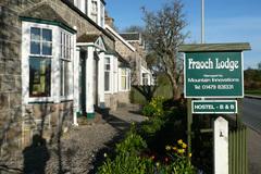 Accommodation: Fraoch Lodge