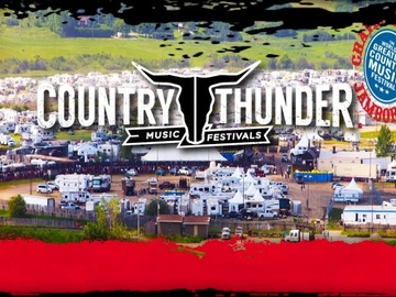 Daily Rentals: Country Thunder Music Fest Twin Lakes