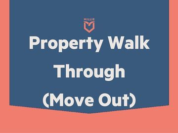 Service: Property Walk Through / Move Out