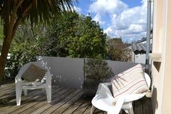 NOS JARDINS A LOUER: Jardin littoral breton - 400 m2