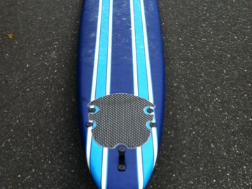 "For Rent: 8'0"" Wave Storm Foam Longboard"