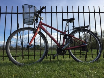 Renting out: Trek Oxford reliably with this Red beauty