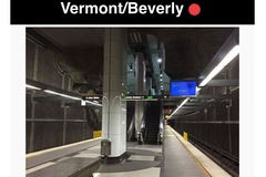 Daily Rentals: Los Angeles, Safe parking near major Subway Station