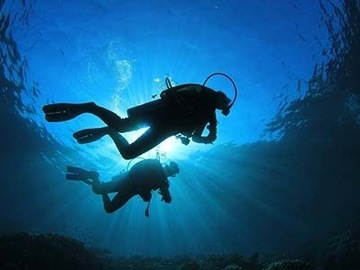 Experimente: Mergulho desde Albufeira / Diving from Albufeira