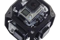 Location: Rig Freedom360 Explorer Plus pour GoPro