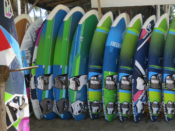 Renting out: Windsurf rental