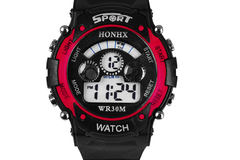 Sell: 40 Unisex Digital Sport Watches - Assorted Colors