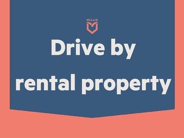 Service: Property Drive-By - $25