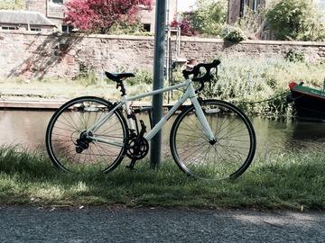 Renting out: Edinburgh_road bike_53cm
