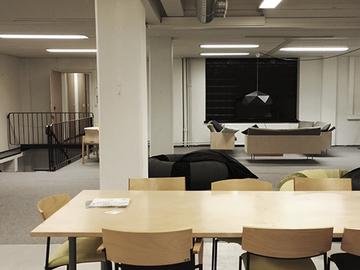 Vuokrataan: Työ- ja kokoustilaa tietotyön tekijöille
