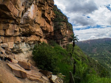 Service/Event: Climbing Tourism - La Mojarra, Colombia, 6 nights.