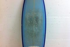 Rental: surfboard FISH 7S