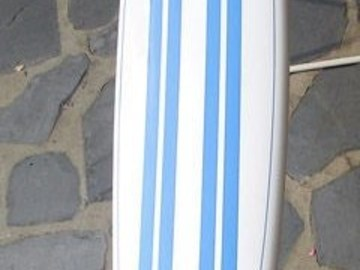For Rent: Minimalibu surf board