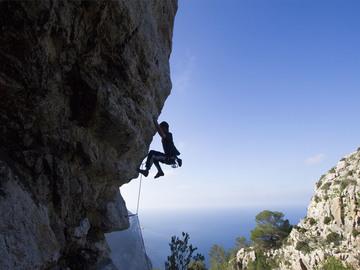 Service/Event: Climbing guidance in Ibiza island